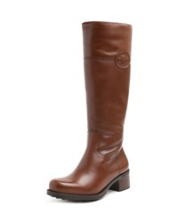 Andre Assous Legendary Waterproof Leather Knee Boot Black
