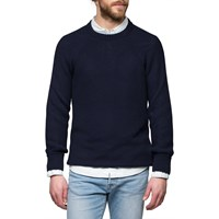 La Paz Navy Novo Sweater Blue
