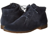 Paul Green Kai Oxford Space Suede Women's Lace Up Casual Shoes Black