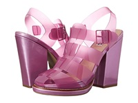 Steve Madden Iggy Azalea Hi Top Lilac High Heels Purple