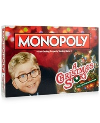 Usaopoly A Christmas Story Monopoly
