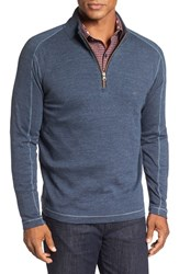 Robert Graham Men's 'Elia' Regular Fit Quarter Zip Pullover