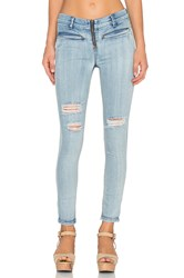 Amuse Society Boulevard Jean Light Vintage Wash