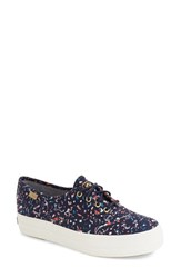 Kedsr Women's Keds 'Triple Deck Liberty Of London Print' Sneaker