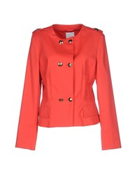 Who S Who Suits And Jackets Blazers Women Red