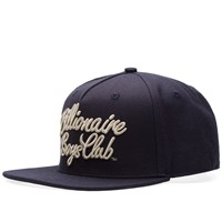 Billionaire Boys Club Script Logo Snapback Blue