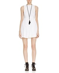 Free People Birds Of A Feather Dress White