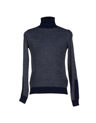 Hamaki Ho Turtlenecks Dark Blue