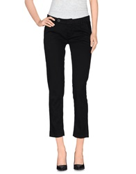 Truenyc. Casual Pants Black