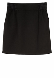 Naf Naf Mini Skirt Noir Black