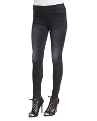 True Religion Runway Full Length Leggings Ghost Light