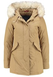Canadian Classics Fundy Bay Down Coat Light Brown