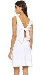 Theory Jozzla Dress White