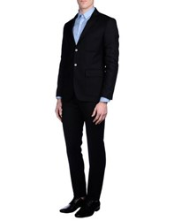 Mario Matteo Mm By Mariomatteo Suits And Jackets Suits Men Black