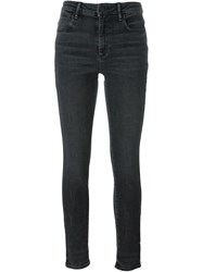 Alexander Wang Slim Fit Jeans Grey