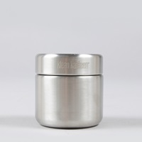 Klean Kanteen Food Canister 236Ml Brush Stainless