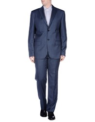Maestrami Suits And Jackets Suits Men Slate Blue