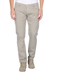 Takeshy Kurosawa Trousers Casual Trousers Men Light Grey