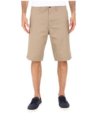 Oakley Rad Chino Shorts New Khaki Men's Shorts Taupe