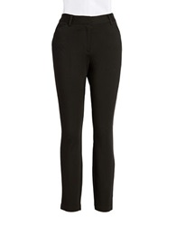 Calvin Klein Skinny Knit Pants Black