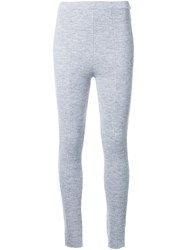 Rito High Waisted Leggings Grey