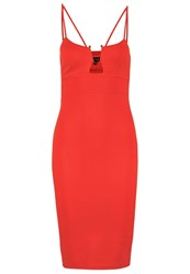 New Look Cocktail Dress Party Dress Red