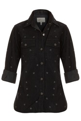 Current Elliott Star Print Shirt