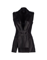 Versus Suits And Jackets Blazers Women Black
