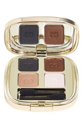 Dolce And Gabbana Beauty Smooth Eye Color Quad Smoky 105