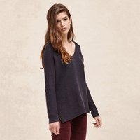 Charli Navy Juliette Jumper