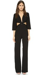 Bec And Bridge Phoenix Jumpsuit Black