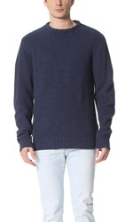 Soulland Ricketts Sweater Navy