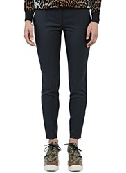 Stella Mccartney Vivian Slim Tailored Pants Black
