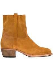 Jerome Dreyfuss 'Jane' Boots Brown