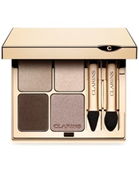 Clarins Eye Quartet Mineral Palette Ladylike Colour Collection Shade 13