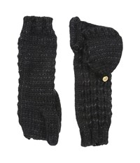 Coal The Kate Mitten Black Wool Gloves
