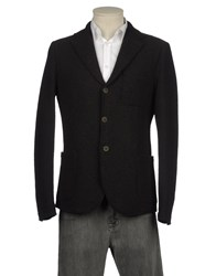 Gold Case By Rocco Fraioli Suits And Jackets Blazers Men Dark Brown