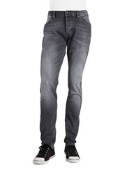 Strellson Robin Button Fly Denim Grey