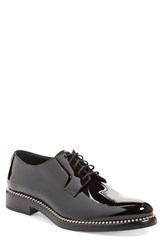 Men's Jimmy Choo 'Alaric' Crystal Welt Patent Derby
