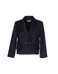 Paul And Joe Sister Suits And Jackets Blazers Women Dark Blue