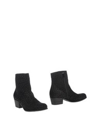 Vic Ankle Boots Steel Grey