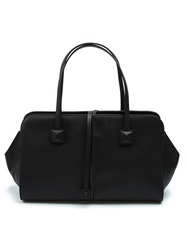 L'eclaireur Made By 'N 10' Tote Black