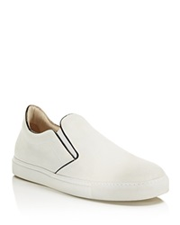 Mr. Hare Llewelyn Slip On Sneakers White