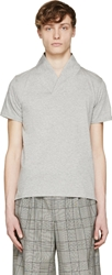Sasquatchfabrix. Heather Shawl Collar T Shirt