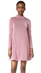 M Missoni Lurex Shift Dress Petal