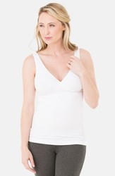 Women's Ingrid And Isabel Seamless Cross Front Nursing Camisole