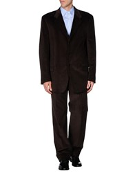 Sidi Suits And Jackets Suits Men Dark Brown