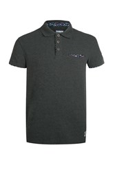 Desigual Manolos Polo Grey