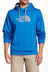 The North Face Surgent Half Dome Hoodie Blue