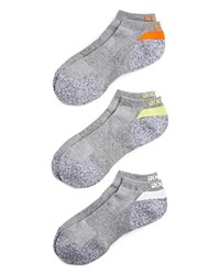 2Xist 2 X Ist Select Cushion Sport Ankle Socks Pack Of 3 Grey Grey